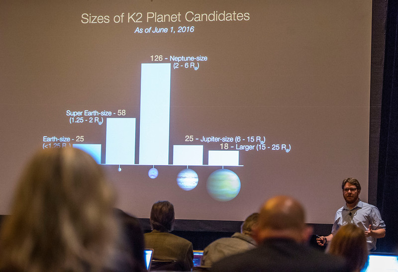 Speakers and attendees - Exoplanet Exploration Program Analysis (ExoPAG) 14
