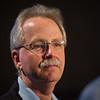 Paul Hertz speaks to attendees  - NASA Town Hall