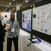 Chamblis Poster Presenters during Poster session
