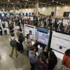 Attendees - Poster Session in the Exhibit Hall