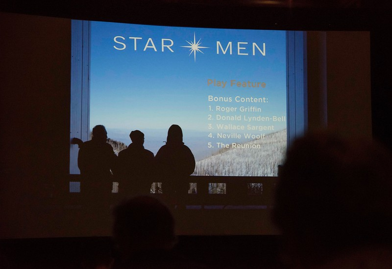 Attendees - Film Screening: StarMen