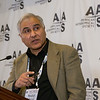 Walid A Majid (Jet Propulsion Lab) during Press Conference: Stars & Interstellar Space