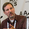 Lawrence Molnar (Calvin College) during Press Conference: Stars & Interstellar Space