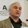 Walid A Majid (Jet Propulsion Lab) during Press Conference: Stars & Interstellar Space