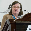 Carol A. Grady - afternoon press conference