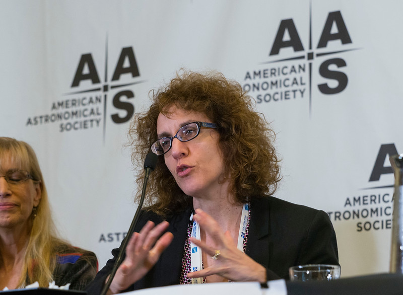 Victoria M Kaspi (McGill Univ) during Press Conference: Recent Science breakthroughs from Arecibo Observatory