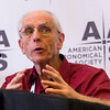 Christopher Salter (USRA/Arecibo Observatory) during Press Conference: Recent Science breakthroughs from Arecibo Observatory