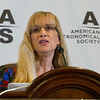 Jean Schmelz (USRA/Arecibo Observatory) during Press Conference: Recent Science breakthroughs from Arecibo Observatory