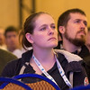 Attendees during Welcome session