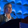 Megan Donahue during Plenary Lecture
