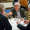 Attendees during 40+E w/Sponsors & Donors Reception