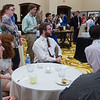 Speakers and attendees during SPS Evening of Undergraduate Science