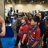Attendees - Student Event Activities in Exhibit Hall