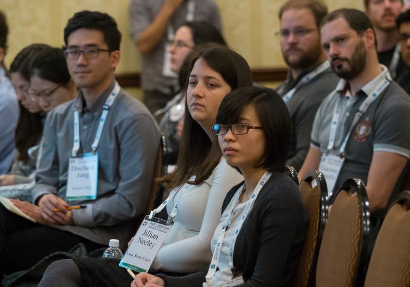 Attendees during Workshop: Career 101