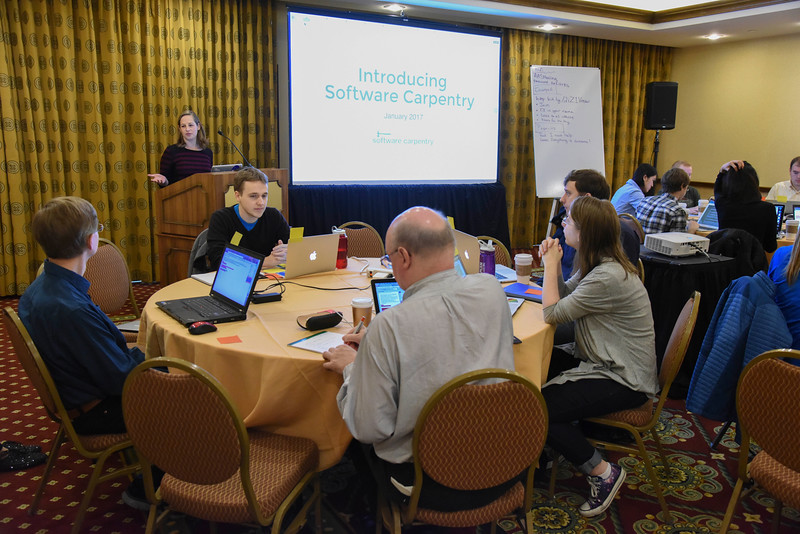 Attendees - Workshop1: Software Carpentry