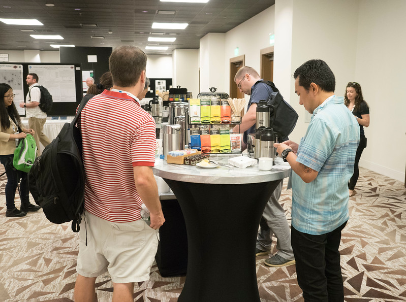 Attendees - Beverage Break