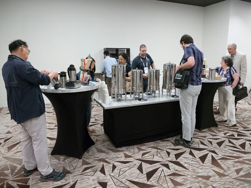 Attendees - Beverage Break
