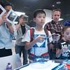 Attendees - Student Event Activities in Exhibit Hall