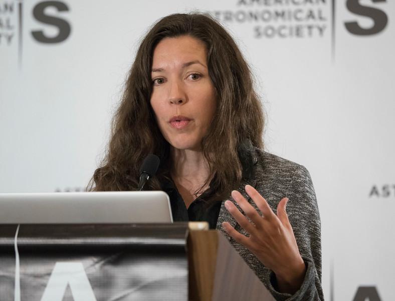 Stephanie Juneau - Monday AM Press Conference
