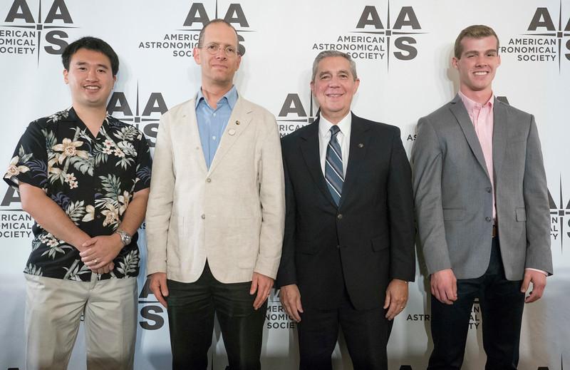 Jason Chu, James Lowenthal, Jack Burns and Benjamin Hoscheit - Tuesday afternoon Press Conference