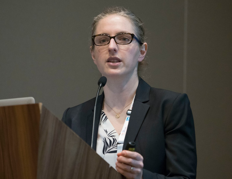 LAD Early Career Prize: Carolyn Kuranz