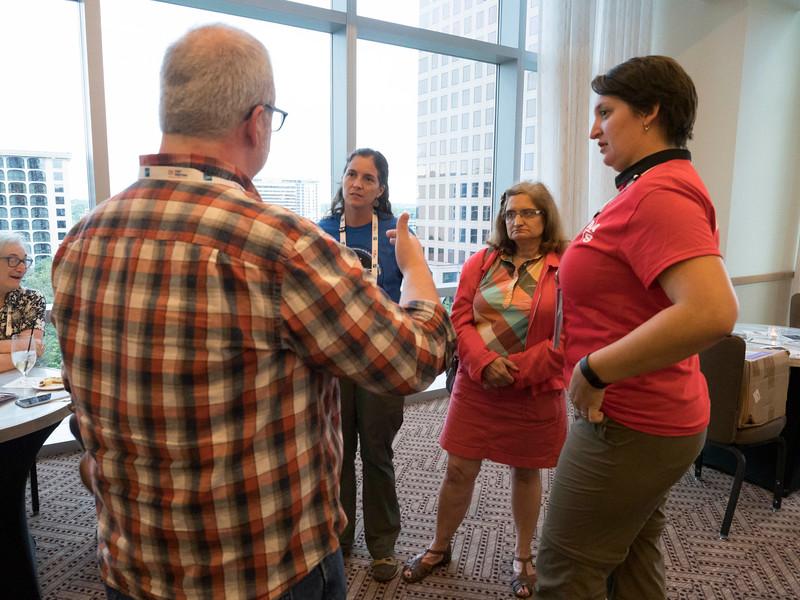 Attendees - K-12 Educator Reception