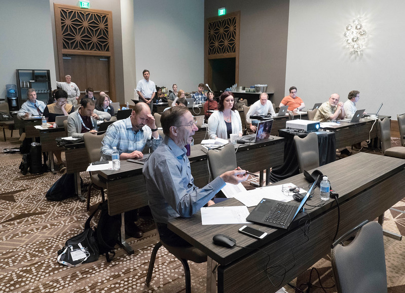 Attendees - Workshop: JWST Proposal Planning