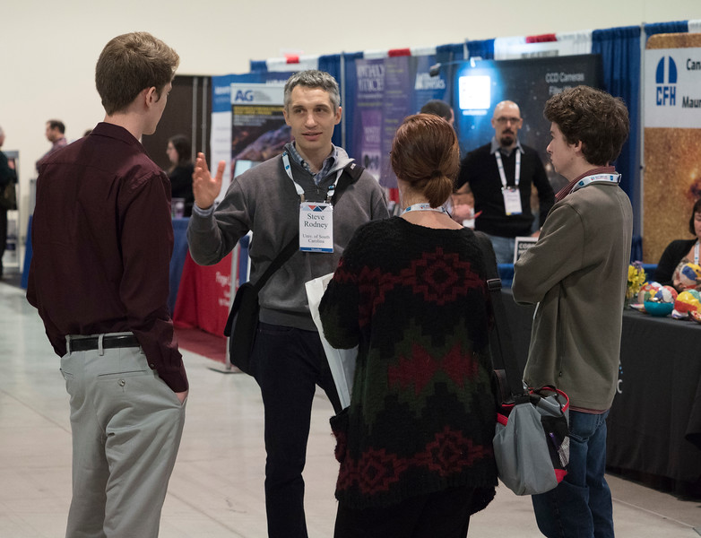 Attendees - Friday Afternoon Poster Session