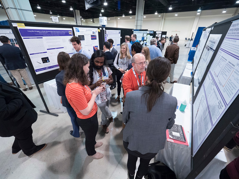 Attendees - Thursday evening Poster Session