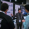 Attendees and poster presenters - Tuesday Poster Session