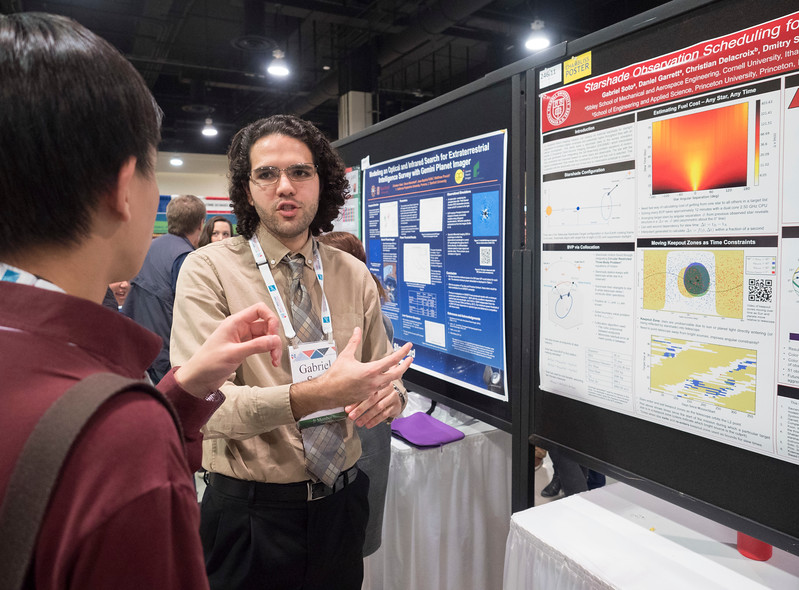 Attendees - Wednesday evening Poster Session