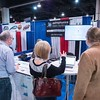 Attendees - Exhibitors Booths in the Exhibit Hall