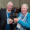 Attendees - AAS reception for Donors, Sponsors and 40+E