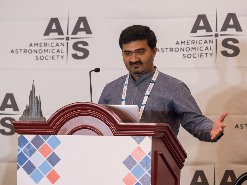 Vishal Gajjar speaks - Press Conference: Peering Deeper Into the Lair of the Repeating Fast Radio Burst