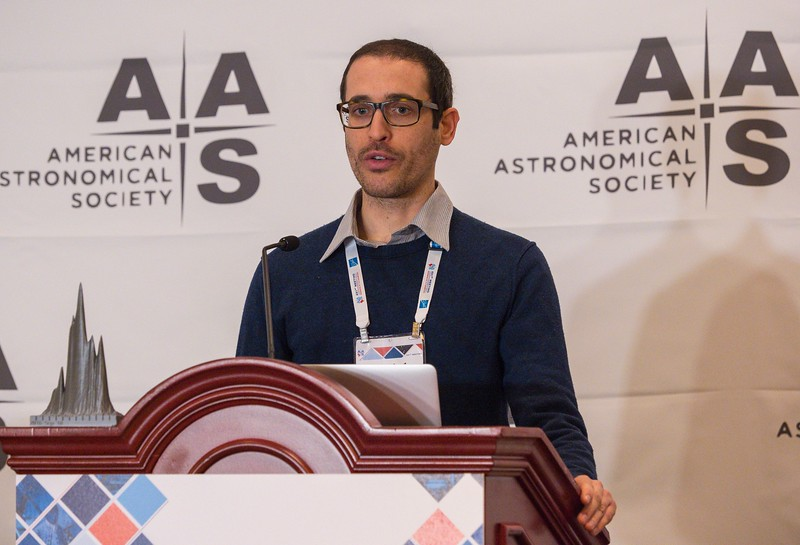 Daniele Michilli speaks - Press Conference: Peering Deeper Into the Lair of the Repeating Fast Radio Burst