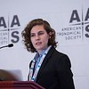 Katherine Hartman speaks - Press Conference: An Alphabet Soup of Science from SDSS (APOGEE/eBOSS/MaNGA)
