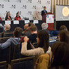 Speakers ans attendees - a Seminar for Science Writers