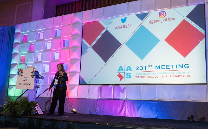Welcome Address: AAS President Christine Jones