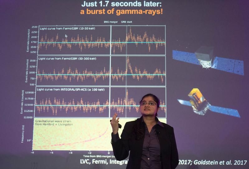Illuminating Gravitational Waves, Mansi Kasliwal