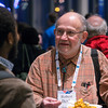Attendees during - AAS Closing Reception