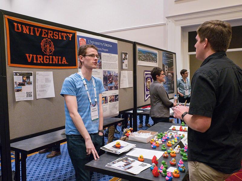 Attendees and speakers - Student Orientation & Graduate School Fair