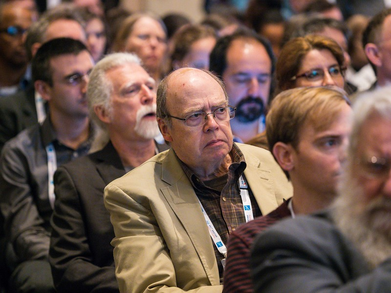 Attendees and speakers - 218: NASA Town Hall