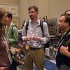 Attendees chat during - 363 NRAO Town Hall