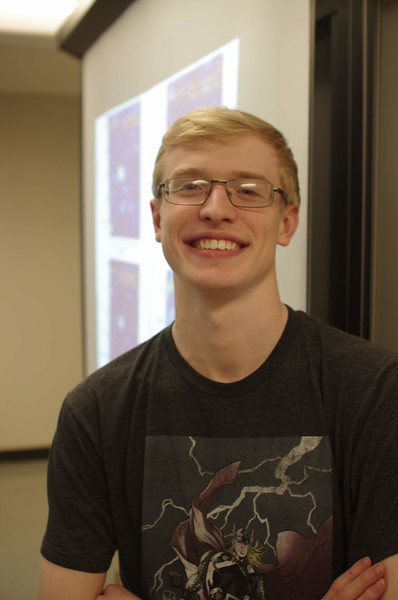 Alex Scrabeck (Winona State University)