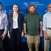 Jacob Fleisig, Anne-Marie Madigan, Jake Turner and Franco Busetti  - Press Conference