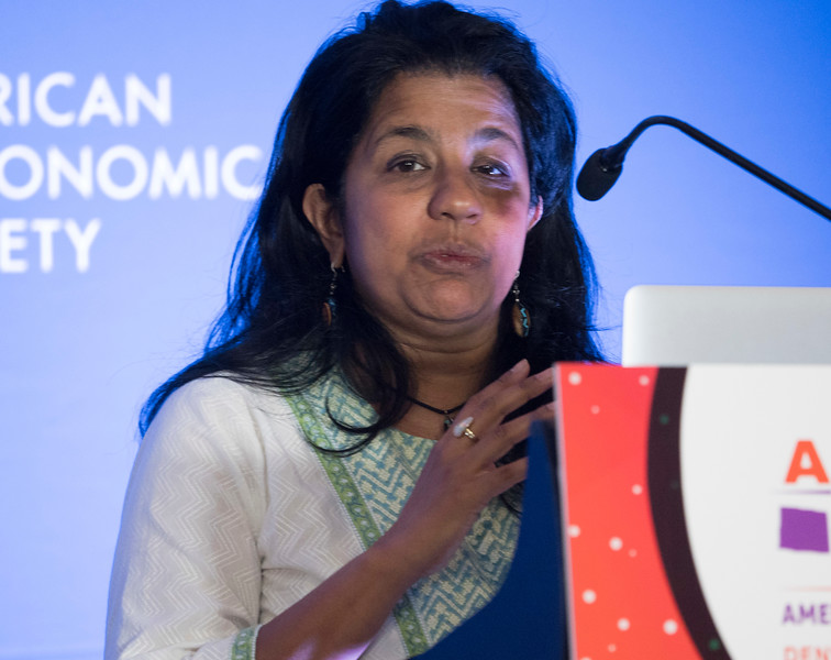 Aparna Venkatesan - Tuesday afternoon Press Conference