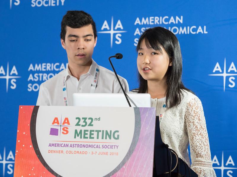 Yao Yin and Alejandro Wilcox - Tuesday Morning Press Conference