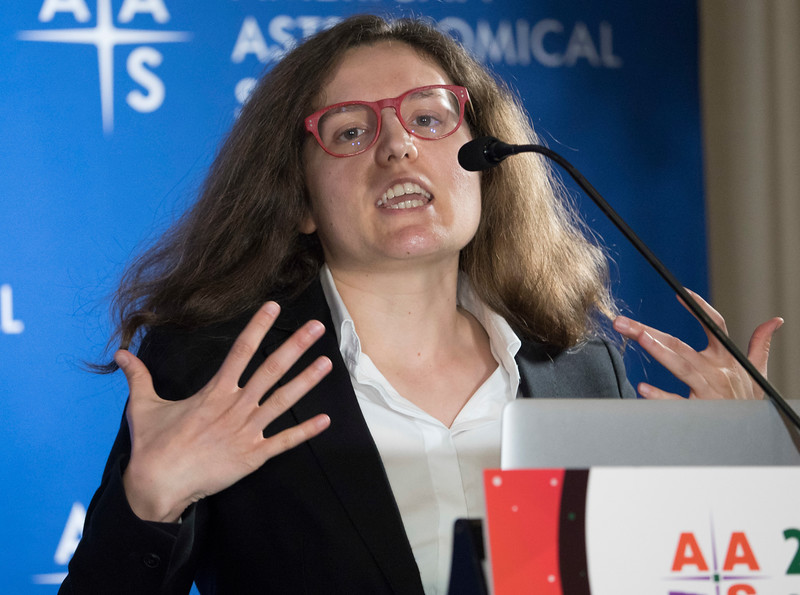 Sofia Moschou - Wednesday Morning Press Conference