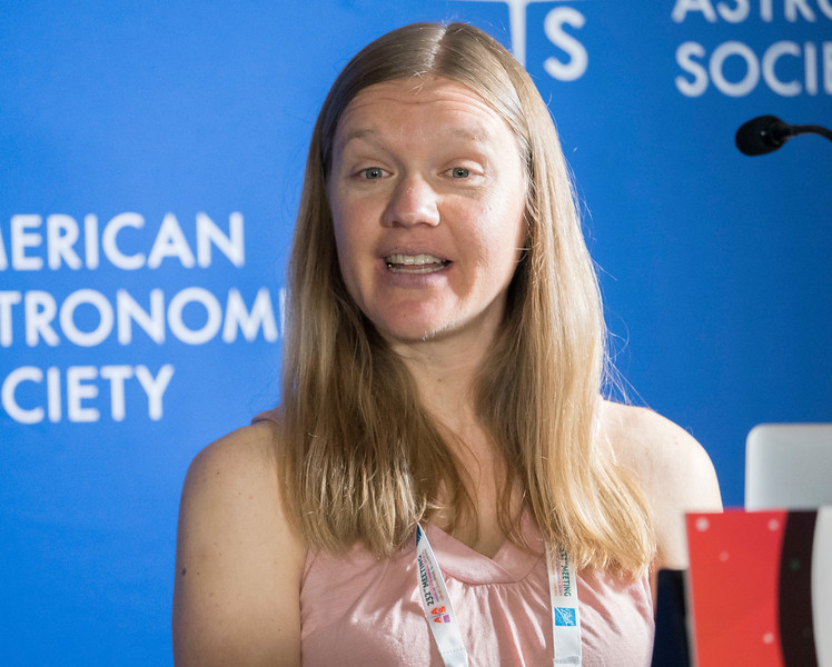 Andrea Kunder - Wednesday Morning Press Conference