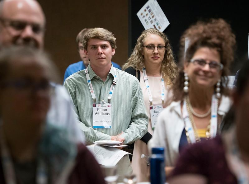 Attendees - Student Orientation & Grad School Fair